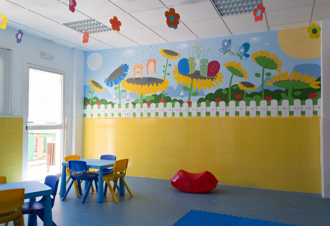 Muralestudio murales infantiles for Decoracion para pared infantil